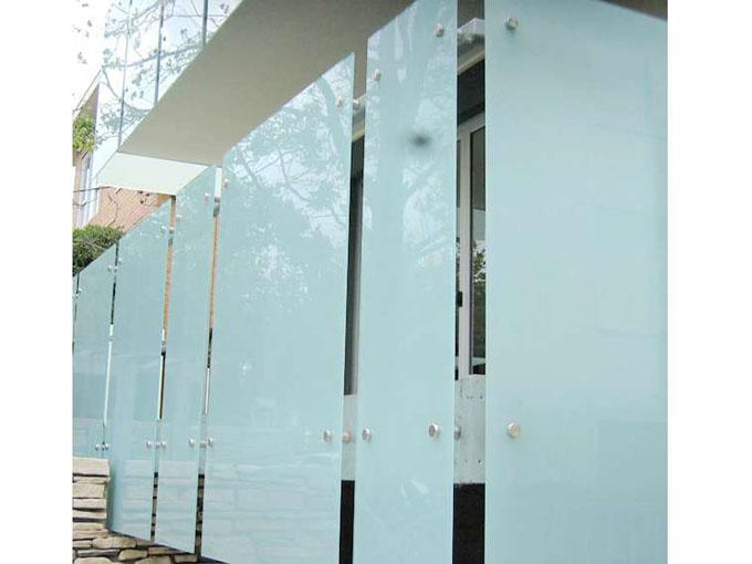 玻璃加工工程